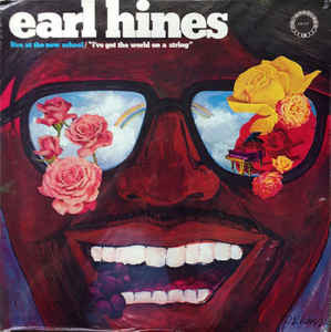 Earl Hines ‎– Live At The New School