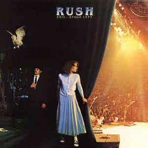 Rush ‎– Exit... Stage Left  (NEW VINYL)
