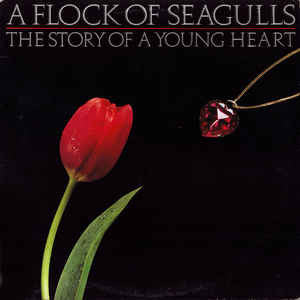 A Flock Of Seagulls ‎– The Story Of A Young Heart