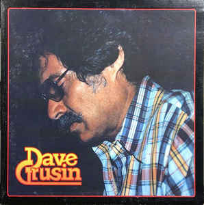 Dave Grusin ‎– Discovered Again!  (Sheffield Labs pressing)