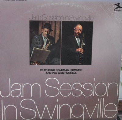 Coleman Hawkins and Pee Wee Russel - Jam Sessions in Swingville