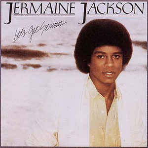 Jermaine Jackson ‎– Let's Get Serious