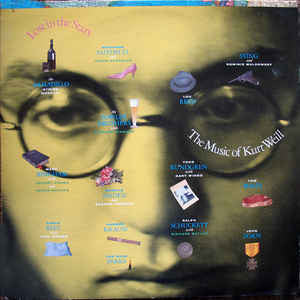 Various ‎– Lost In The Stars - The Music Of Kurt Weill