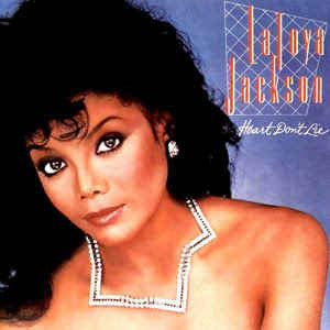 La Toya Jackson ‎– Heart Don't Lie