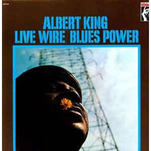Albert King ‎– Live Wire / Blues Power