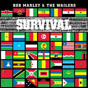Bob Marley & The Wailers ‎– Survival (NEW VINYL)