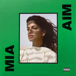 MIA ‎– AIM (NEW VINYL)