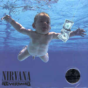 Nirvana ‎– Nevermind  (NEW PRESSING)