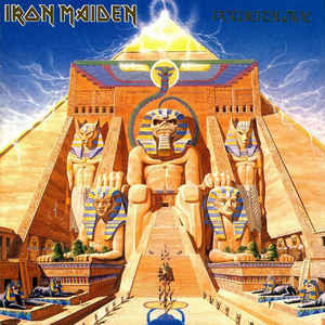 Iron Maiden ‎– Powerslave (NEW PRESSING)