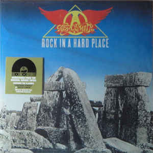 Aerosmith ‎– Rock In A Hard Place (NEW PRESSING)