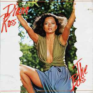 Diana Ross ‎– The Boss