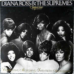 Diana Ross & The Supremes ‎– Diana Ross & The Supremes