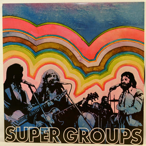 A Columbia Musical Treasury ‎– Super Groups