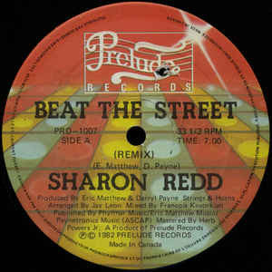 Sharon Redd ‎– Beat The Street