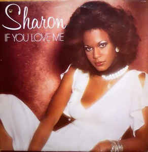 Sharon ‎– If You Love Me