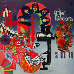 The Wackers ‎– Shredder