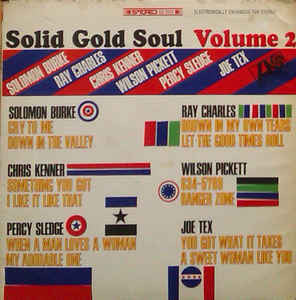Various ‎– Solid Gold Soul Volume 2