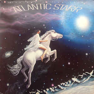 Atlantic Starr ‎– Straight To The Point