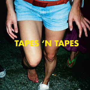 Tapes 'n Tapes ‎– Outside (NEW VINYL)