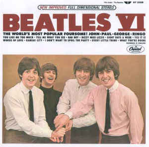 The Beatles ‎– Beatles VI