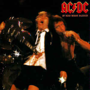 AC/DC ‎– If You Want Blood You've Got It  (NEW PRESSING)