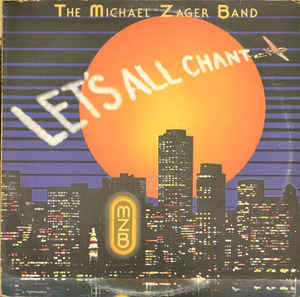 The Michael Zager Band ‎– Let's All Chant