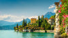 Lake Como Landscape Photo