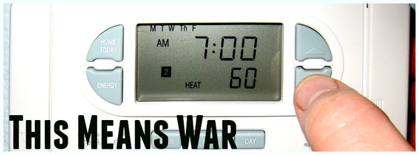 thermostat war