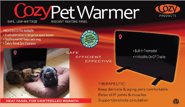 Cozy Pet Warmer