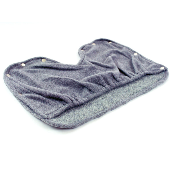 Toasty Toes™ Fleece Foot Cover - Cozy Products  - 3