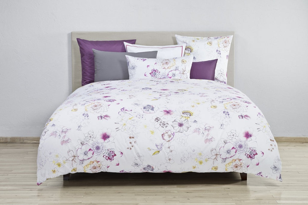 Christian Fischbacher Duvet Cover Set, MIRASOL SATIN