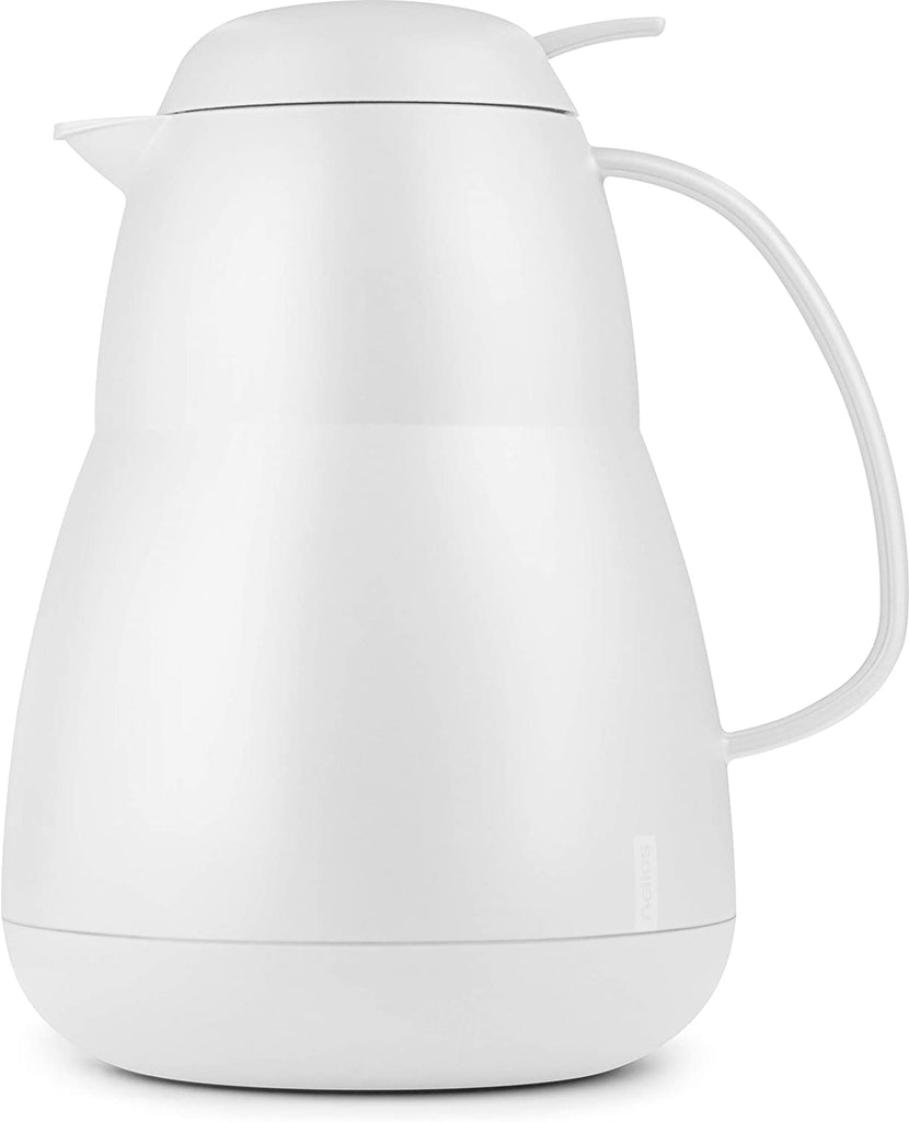 Helios Zeo Insulated Server, 34 oz. Matte White