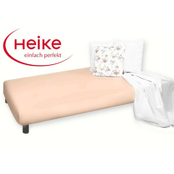 Heike Mako-Jersey Mattress Cover, Pink