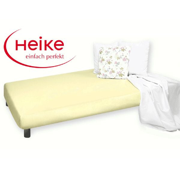 Heike Mako-Jersey Mattress Cover, Ivory