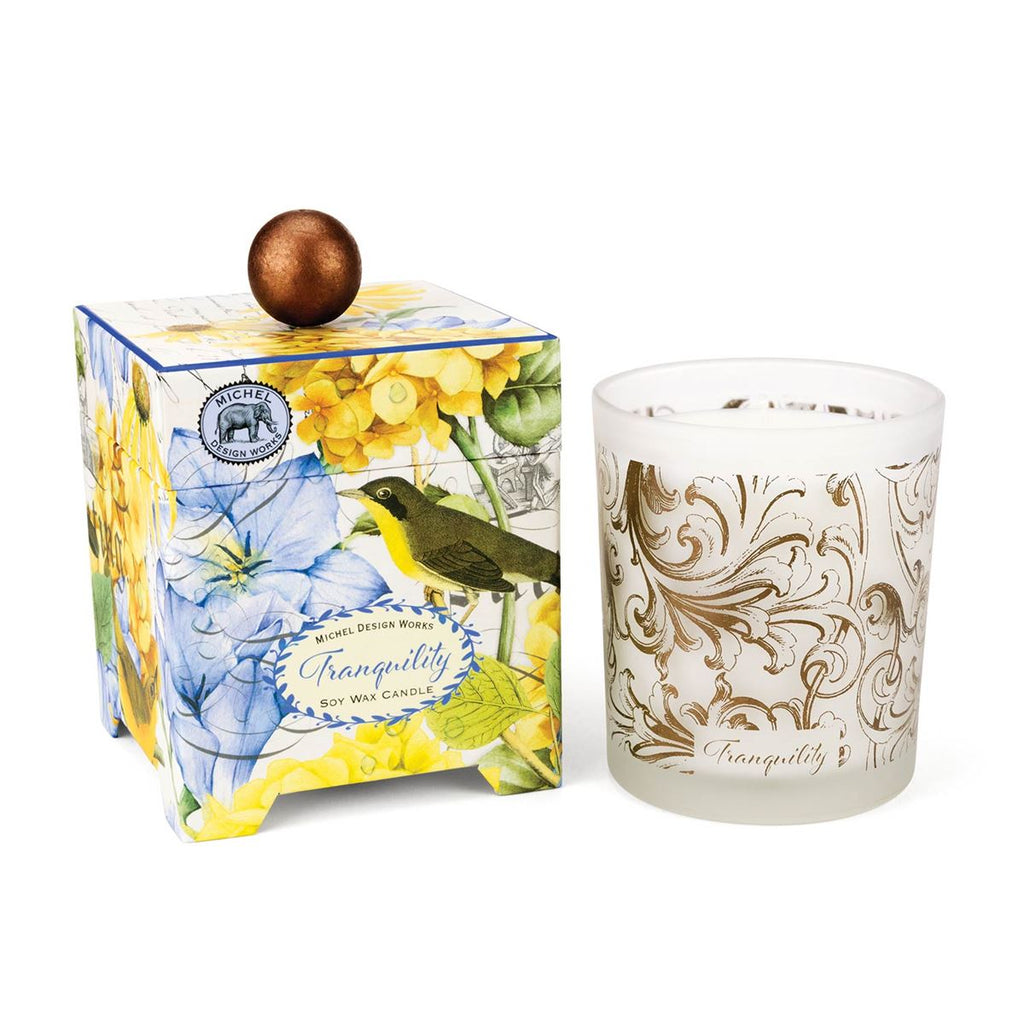Michel Design Works Soy Wax Candle, Tranquility