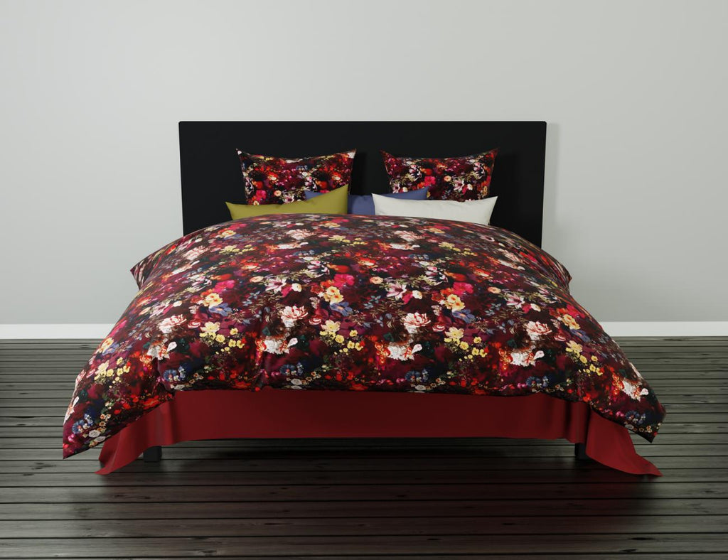 Christian Fischbacher Duvet Cover Set, EUPHORICA SATIN