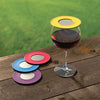 Drink Tops Contemporary Ventilated Wine Glass Cover