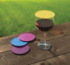 Drink Tops Contemporary MOD Outdoor Glass Covers  in BOXED SET