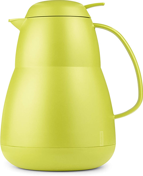 Helios Zeo Insulated Server, 34 oz. Matte Lime Green