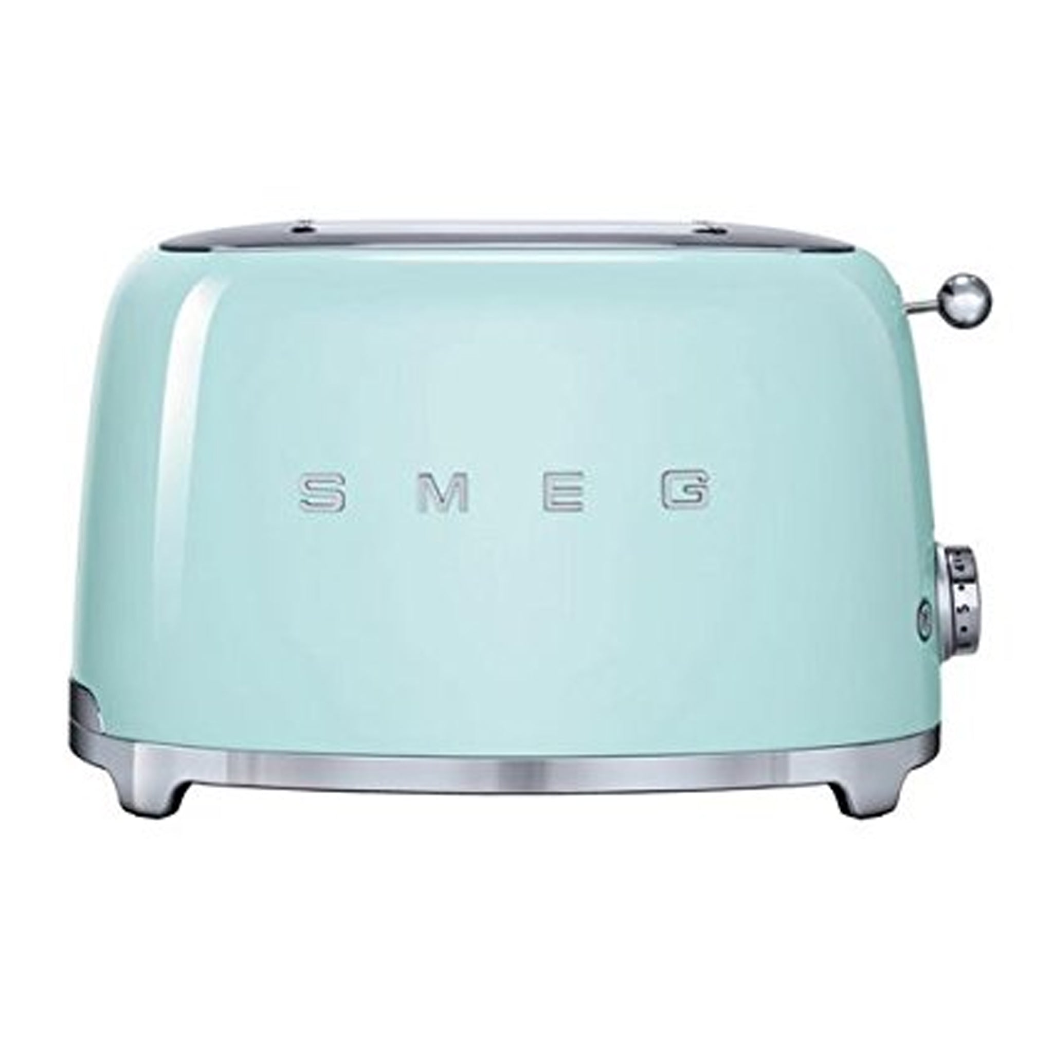 en toaster control with manual kitchenaid pid long slots alessi creme glossy