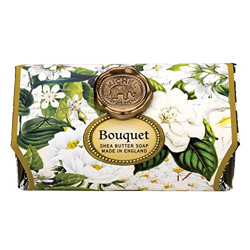 Michel Design Large Bath Soap, Bouquet
