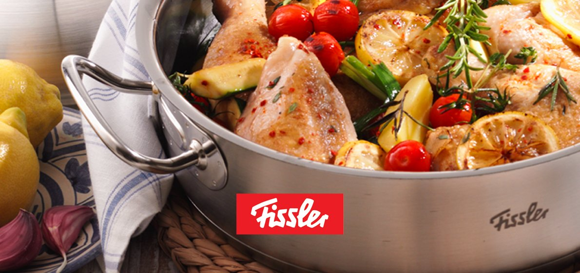 Fissler: Perfect Every Time