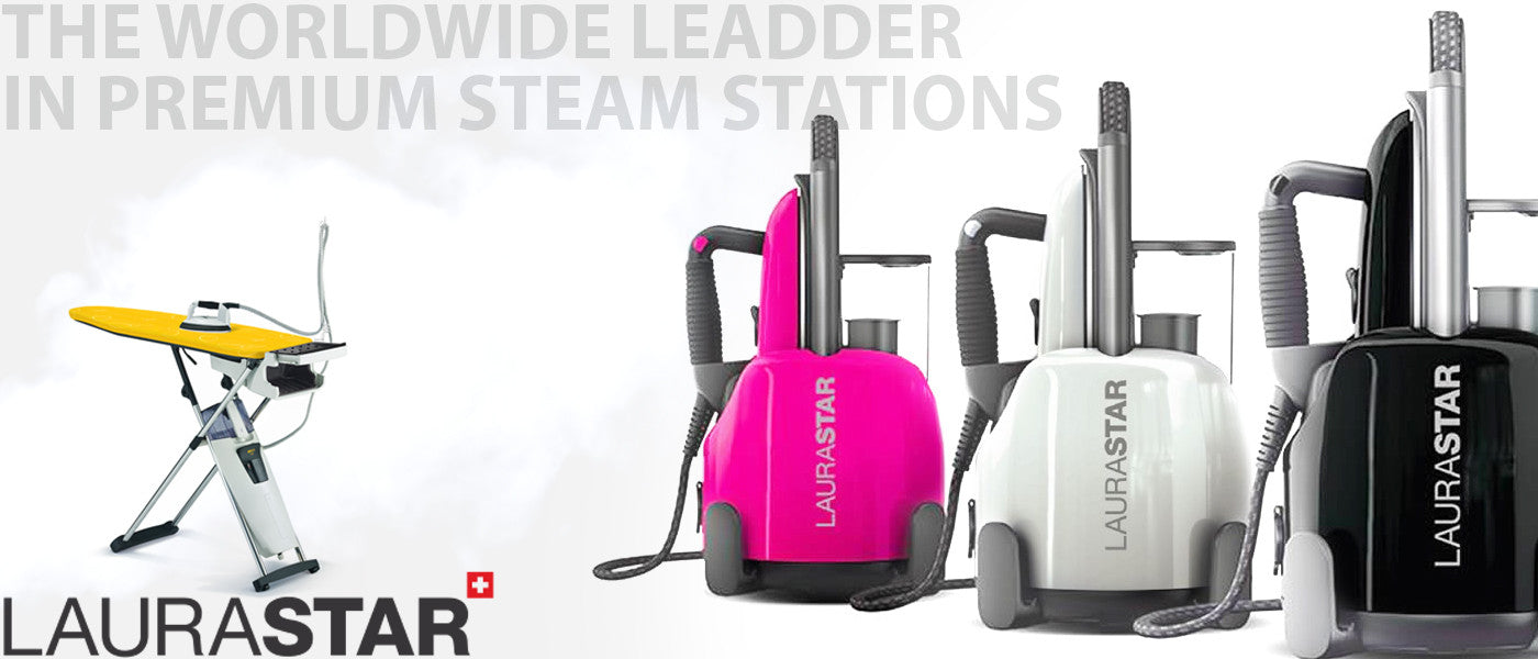 LauraStar: The Worldwide Leader in Premium Steam Stations