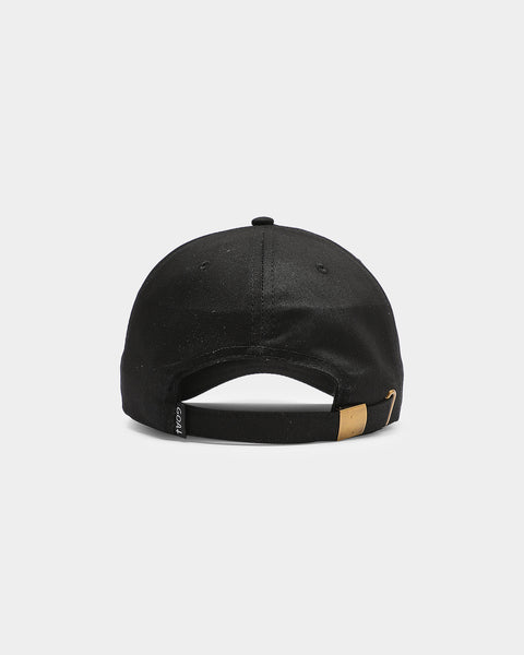 SUPER HIGH STRAPBACK - Black