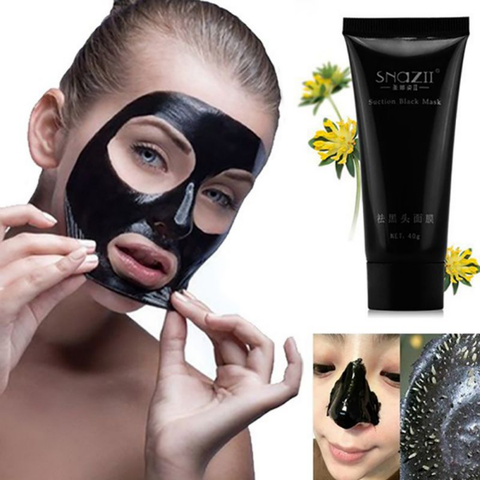 Black Peel Deep Cleansing Blackhead Remover Face Mask