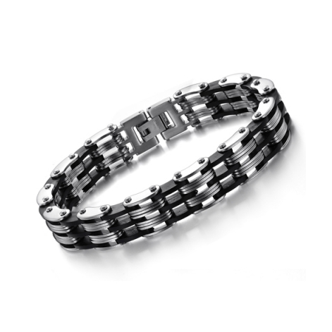 STAINLESS STEEL FASHION MEN'S BRACELET