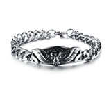 STAINLESS STEEL MEN'S FASHION BRACELET