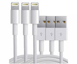 10FT Apple iPhone Lightning to USB Sync Cable Charger iPhone 7/7 Plus /6 Plus/6/5s/5/iPad