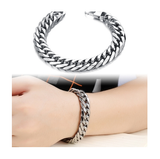 STAINLESS STEEL FASHION MEN'S CHAIN BRACELET