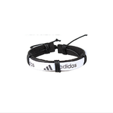 Fashion Men Women Genuine Leather Sports Bracelet